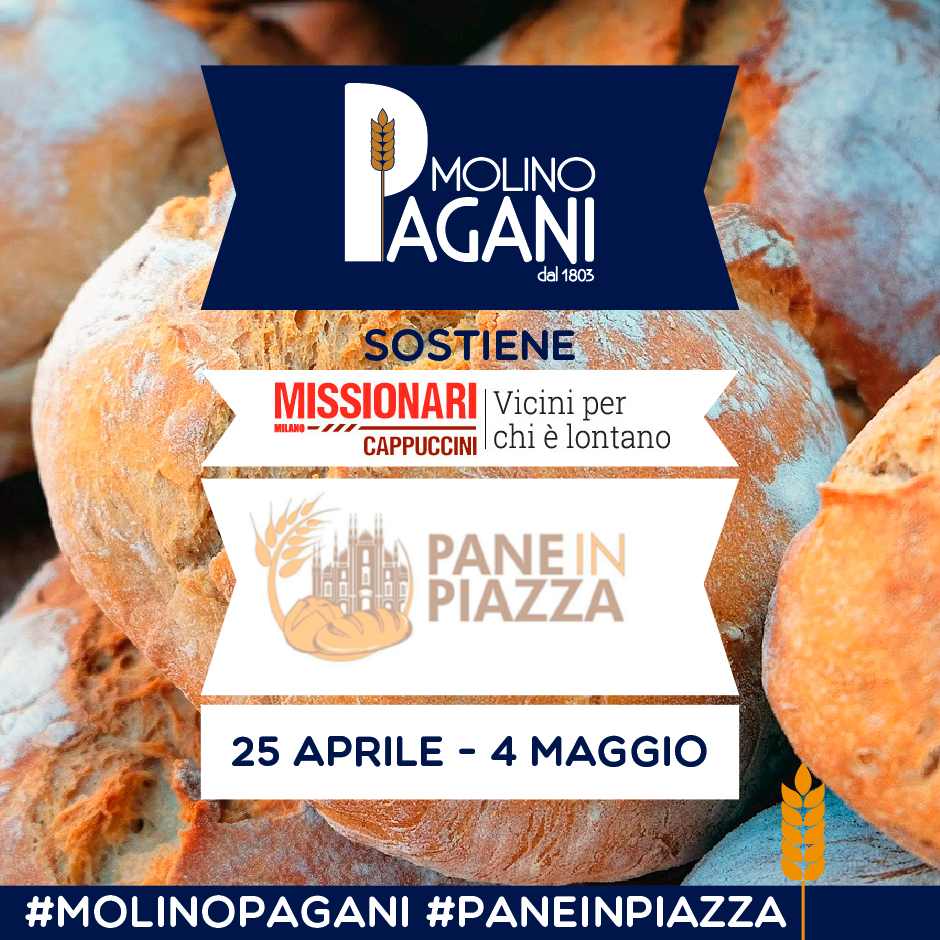 Pane in Piazza Milano